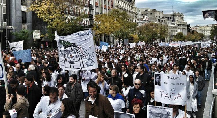 Manifestación_Sanidad