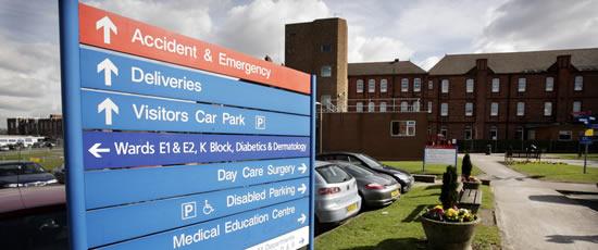 Negligencias Medicas en Reino Unido
