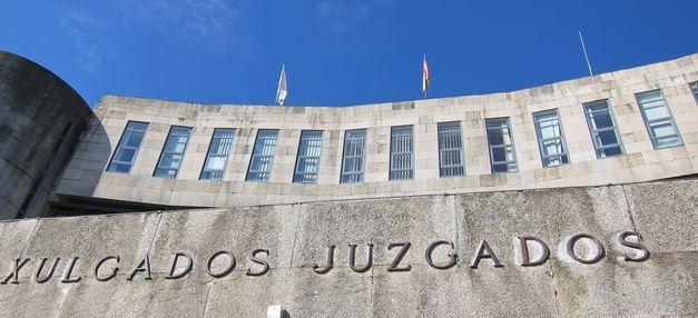 Juzgados gallegos